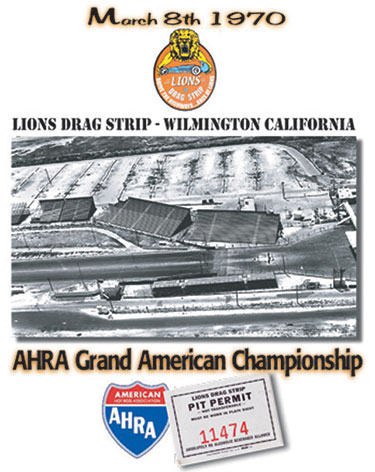 Lions drag strip in california videos
