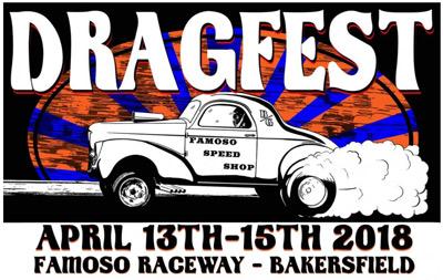 2018 Dragfest in Bakersfield
